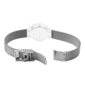 Skagen Replacement Silver Mesh Watch Strap 12mm For 456SSS With Free Connecting Screws