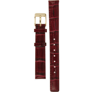 Radley Replacement Watch Strap Purple Leather 14mm For RY2008