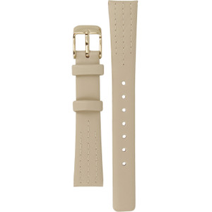 Radley Replacement Watch Strap Cream Leather 15mm For RY2288
