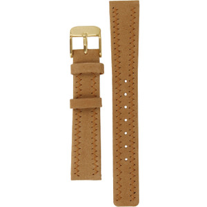 Radley Replacement Watch Strap Cream Leather 16mm For RY2180