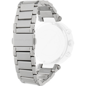 Michael Kors Replacement Watch Strap Silver For MK5353