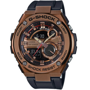 G-Shock Metal Bronze Stainless Steel Watch GST-210B-4AER