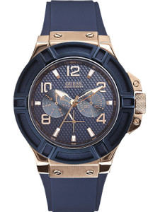 Guess Rigor Gent's Watch W0247G3