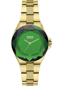 Storm Crystana Gold Green 47254/GN