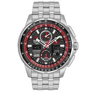 Citizen Red Arrows Radio Controlled Perpetual Calendar Watch JY8059-57E