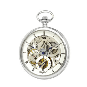 Woodford Skeleton Watch With Free Engraving 1043