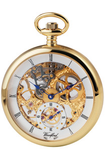 Woodford Skeleton Watch With Free Engraving 1044