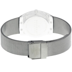 Skagen Genuine Replacement 20mm Silver Mesh Bracelet For SKW2049