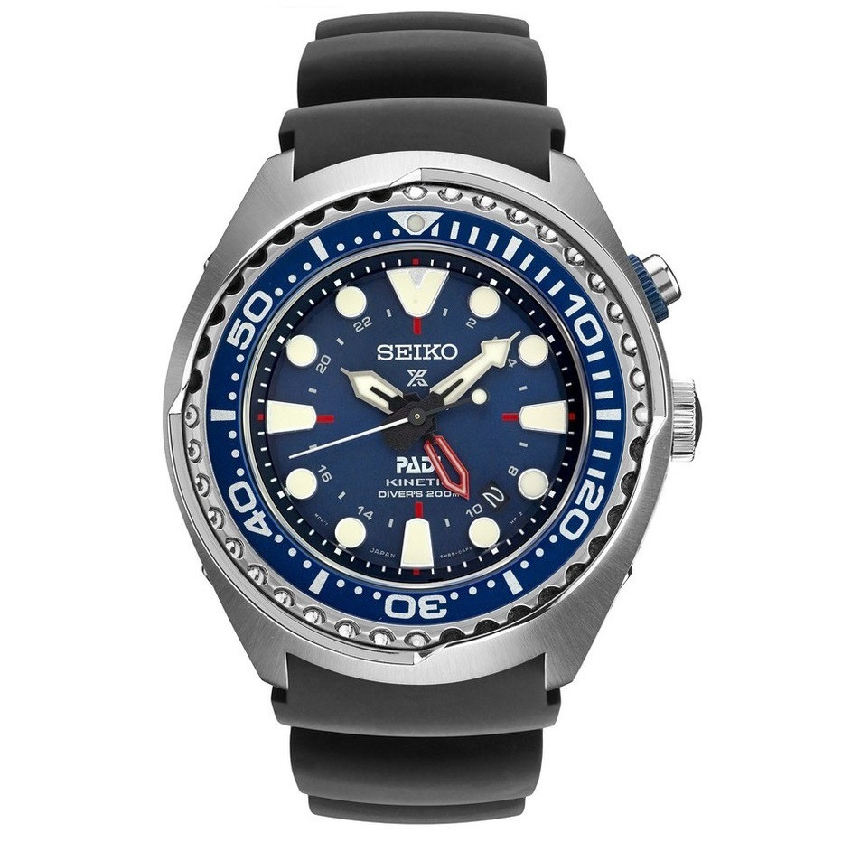 Seiko Prospex PADI Kinetic GMT Special Edition Watch SUN065P1 0673bfe359