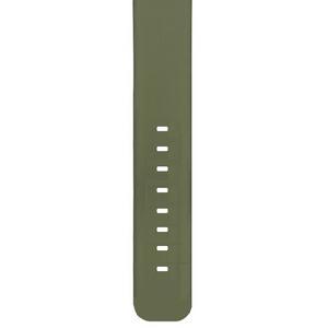 Bering Men's Max Rene Green Rubber Strap For 15540-800