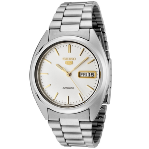 Seiko 5 Men's Automatic Stainless Steel Watch SNXG47K1