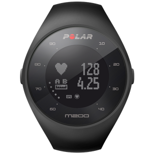 Polar Black M200 GPS Running Watch 90061201