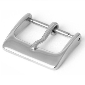 Replacement Silver Buckle For Watch Strap