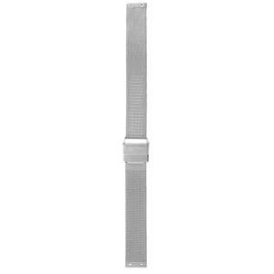 Skagen Genuine Replacement 16mm Silver Mesh Bracelet For SKW2076