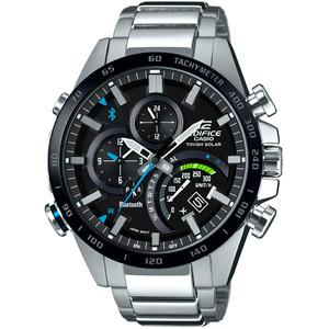Casio Edifice Bluetooth Tough Solar Black Dial Watch EQB-501XDB-1AMER