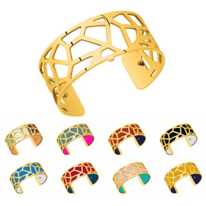 Les Georgettes Ladies Bracelet Gold Medium Size Girafe