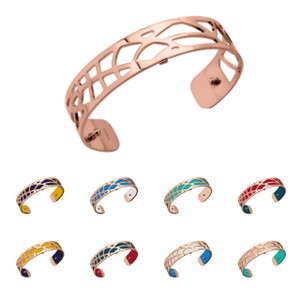 Les Georgettes Ladies Bracelet Rose Gold Small Size Fougeres