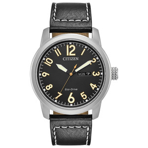 Citizen Eco-Drive Date and Day Display Men's Watch BM8471-01E