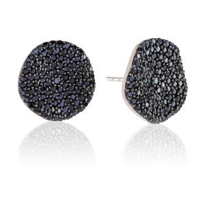 Sif Jakobs Earrings Monterosso With Black Zirconia