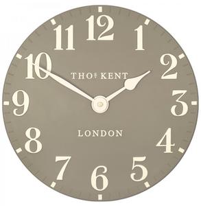 Thomas Kent Greenwich Designer Taupe Wall Clock CK12020 (30 cm)