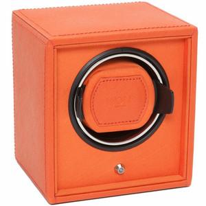 Wolf Watch Winder 455239 Orange Cubby Collection