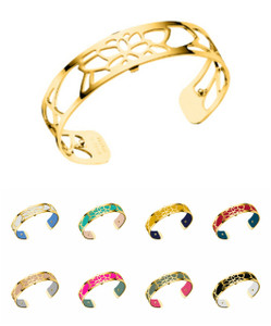 Les Georgettes Ladies Bracelet Gold Small Size Nenuphar