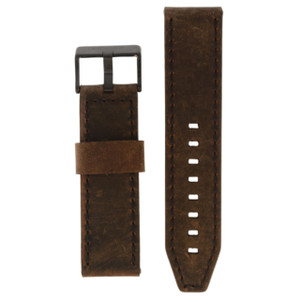 Police Genuine Replacement Watch Strap Brown Leather For 14528JSBR/12