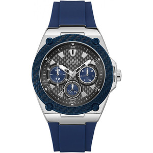 Guess Legacy Men's Watch with Graphite Dial W1049G1