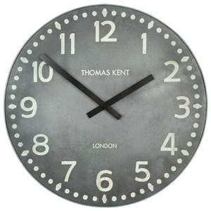 Thomas kent Wharf Lead wall clock