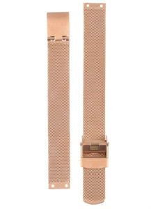 Skagen Replacement Watch Strap Rose Gold Mesh For 456SSR1 With Screws
