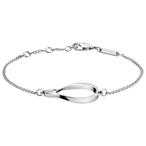 Calvin Klein Bracelet Light in Silver KJ5CMB0001