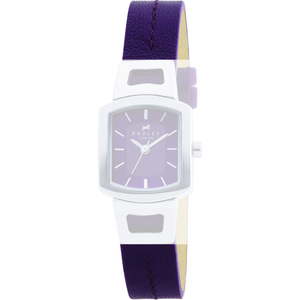 Radley Replacement Purple Leather Watch Strap 12mm For RY2013 With Free Pins