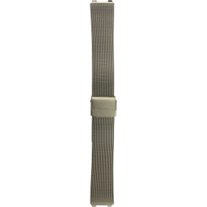 Skagen Replacement Silver Mesh Watch Strap 19mm For 233LTTM With Free Connecting Pins