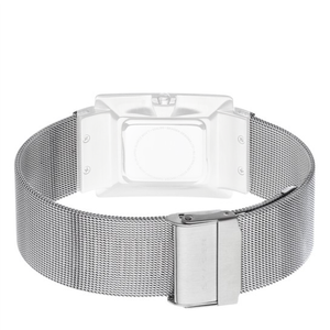 Skagen Replacement Silver Mesh Watch Strap 21mm For 224LSS With Free Connecting Pins