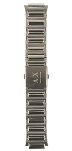 Armani Exchange Replacement Watch Bracelet For AX2015 With Free Connecting Pins