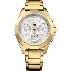 Tommy Hilfiger Ladies Chelsea Stainless-Steel Bracelet Watch 1781848