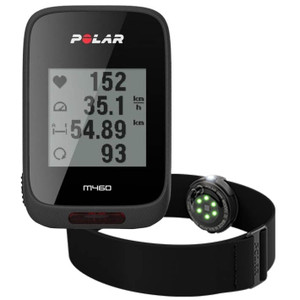 Polar M460 GPS Bike Computer with OH1 Arm Band Optical Heart Rate Sensor 90068052