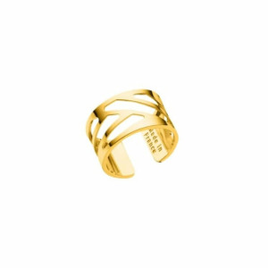 Les Georgettes Ladies Ring Gold Small Size Ruban