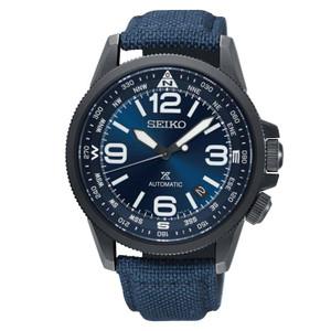 Seiko Prospex Land Automatic Compass Nylon Strap Watch SRPC31K1