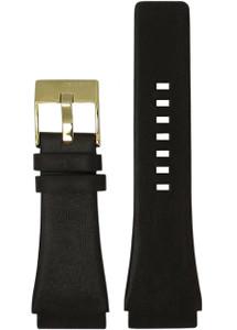Diesel Leather Brown Original Watch 24mm Strap DZ5167