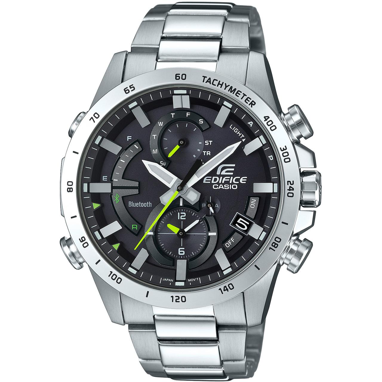 70bf809263c Casio Edifice Bluetooth Solar LED Watch EQB-900D-1AER