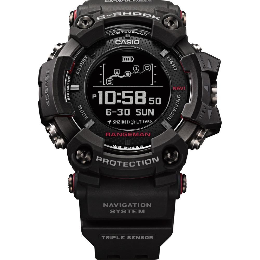 1370481ca2243 Casio G-Shock Rangeman GPS Watch GPR-B1000-1ER