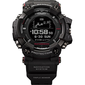 6bd535857f9 G-Shock Rangeman GPS Navigation Bluetooth Triple Sensor Solar Watch  GPR-B1000-1ER