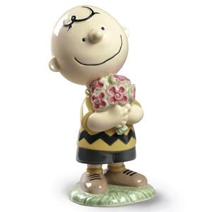 Nao Porcelain Charlie Brown 02000532