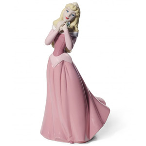 Nao Porcelain Disney Princess Aurora Figurine Ornament 26cm 02001709
