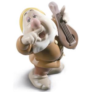 Nao Porcelain Disney Sneezy Figurine 02001817
