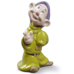 Nao Porcelain Disney Dopey Figurine 02001813