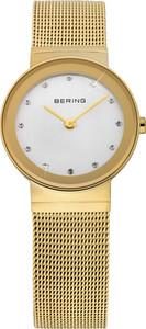 Bering Gold Mesh Ladies Watch 10126-334