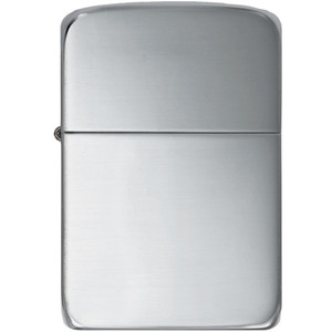 Zippo 1941 Replica High Polished Sterling Silver Windproof Lighter 23