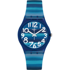 da3be4e1afb Swatch Unisex Linajola Watch GN237